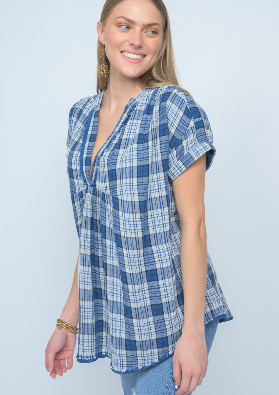 Going Places Tunic