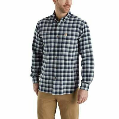 CARHARTT RUGGED FLEX® HAMILTON PLAID SHIRT