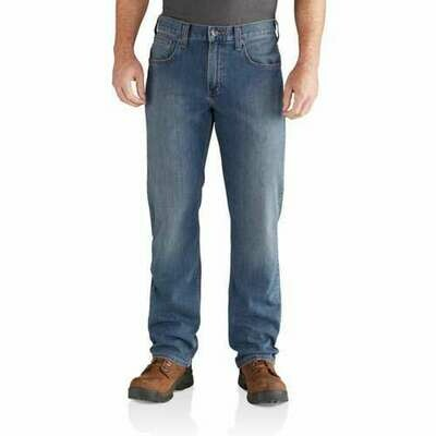 CARHARTT RUGGED FLEX® RELAXED FIT STRAIGHT LEG JEANS