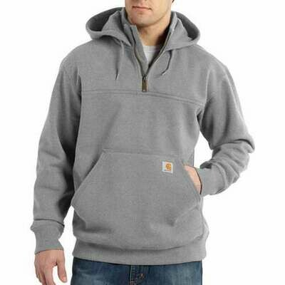 CARHARTT RAIN DEFENDER® HEAVYWEIGHT HOODED ZIP SWEATSHIRT