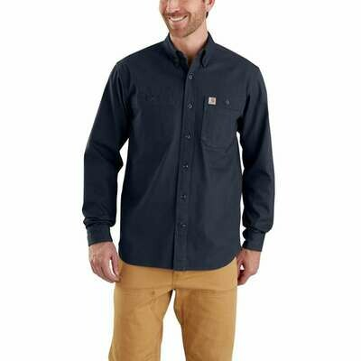 CARHARTT RUGGED FLEX® RIGBY WORK SHIRT
