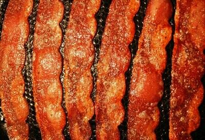 Turkey Bacon 2 pc