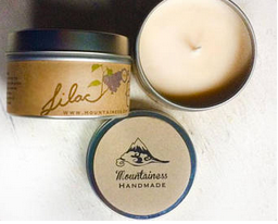 Mountaines Soap & Candles