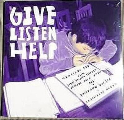Give - Listen - Help (CD)