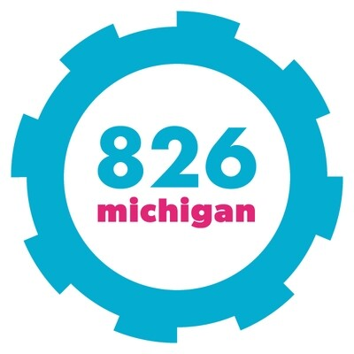 online donation to 826michigan