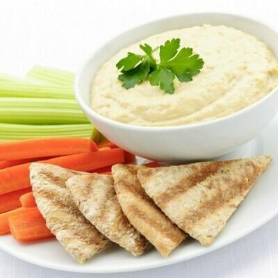 Hummus 1/2 plate