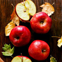 White Red Apple Balsamic Vinegar