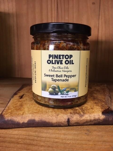 Sweet Bell Pepper Tapenade