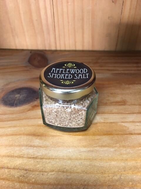 Smoked Applewood Sea Salt