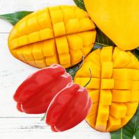 White Mango Habanero Balsamic Vinegar