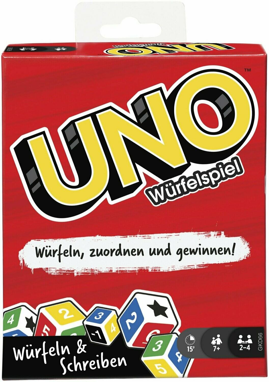 Uno WГјrfelspiel