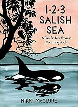 123 Salish Sea Counting Book