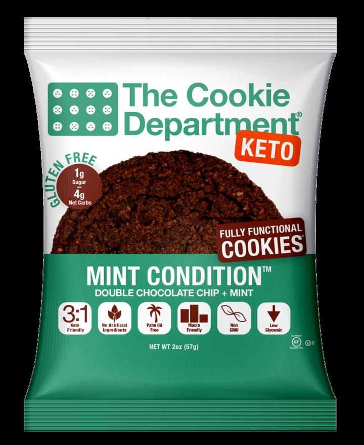Mint Condition (KETO & Gluten Free Certified)