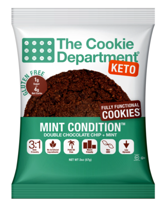 Mint Condition (KETO & Gluten Free Certified)