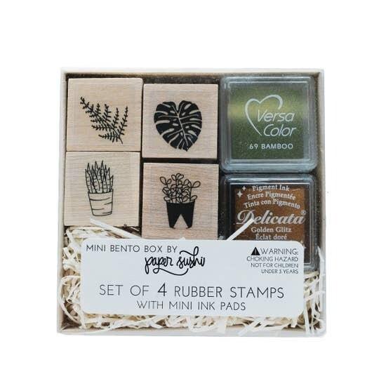Plant Stamp Set