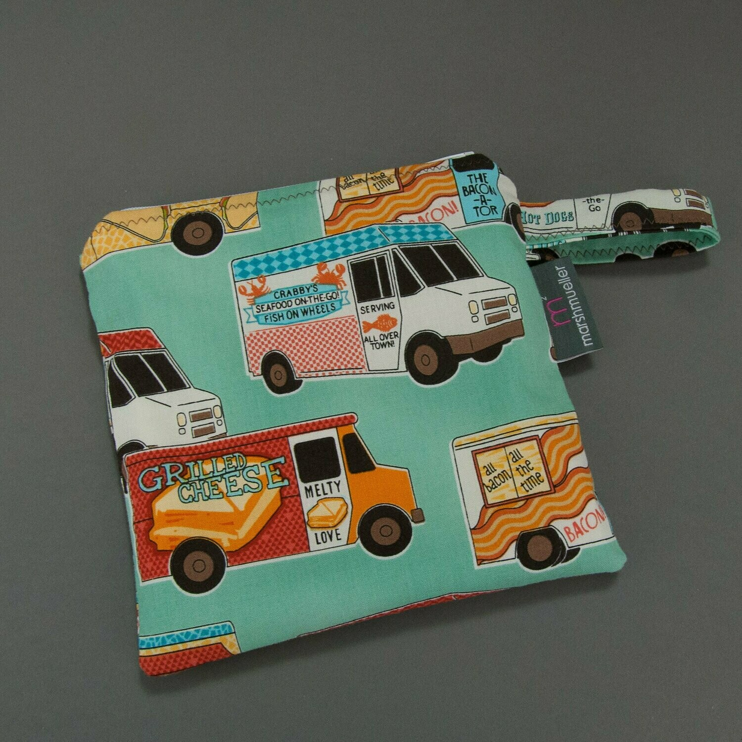 Food Truck Sandwich Bag
