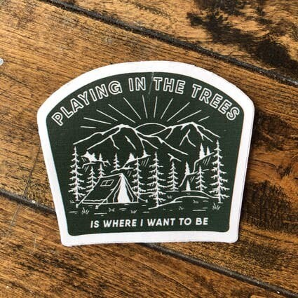 Play in the Treets Adventure Sticker Series