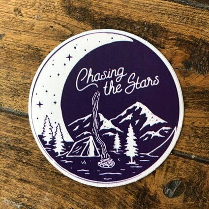 Chasing the Stars Adventure Sticker Series