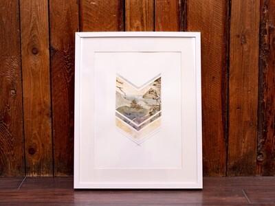 Geometric Landscape No. 12