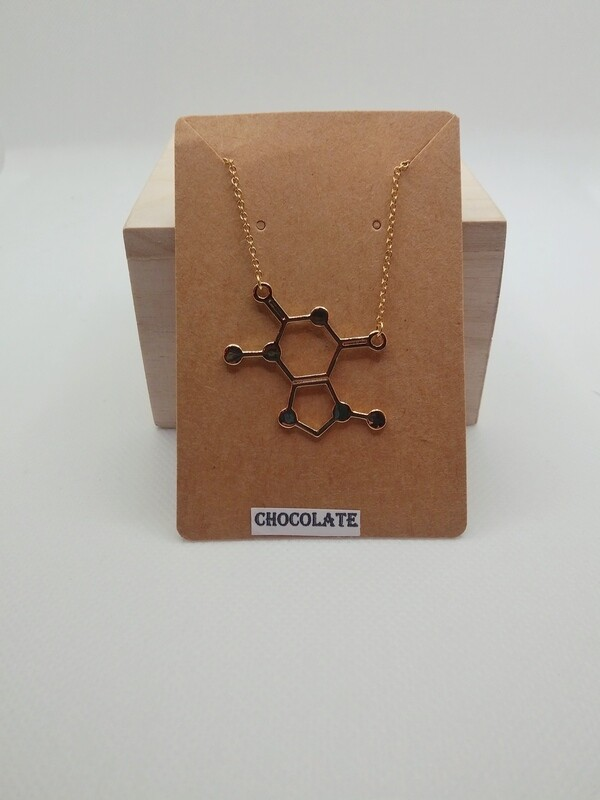 Chocolate Necklace- Adult