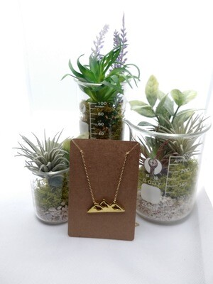 Mountain Necklace- Adult