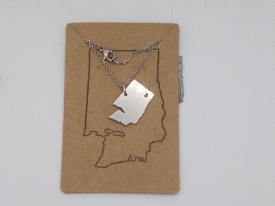 WA State Necklace- Adult