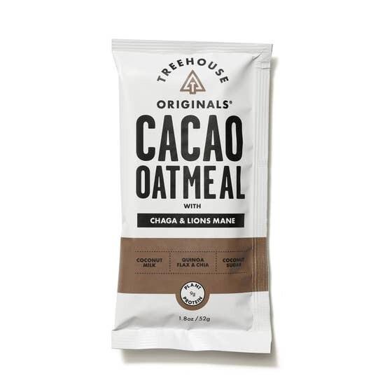 Cacao Oatmeal