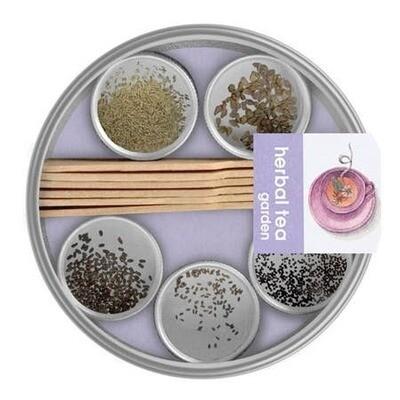 Pocket Garden | Herbal Tea or Gourmet Salad