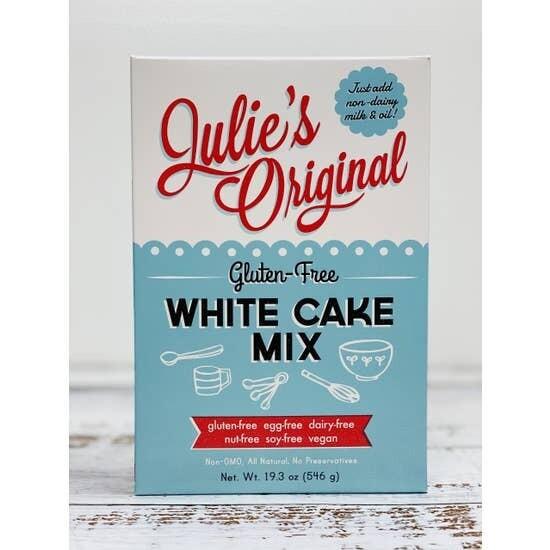 White Cake Mix