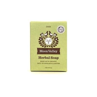 Sage Herbal Soap