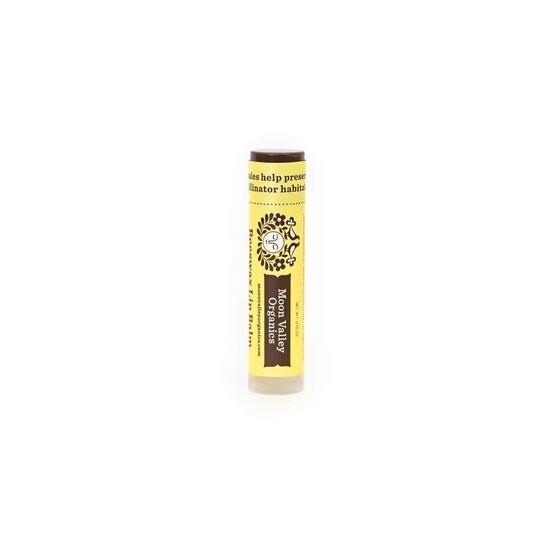 Velvety Vanilla Beeswax Lip Balm