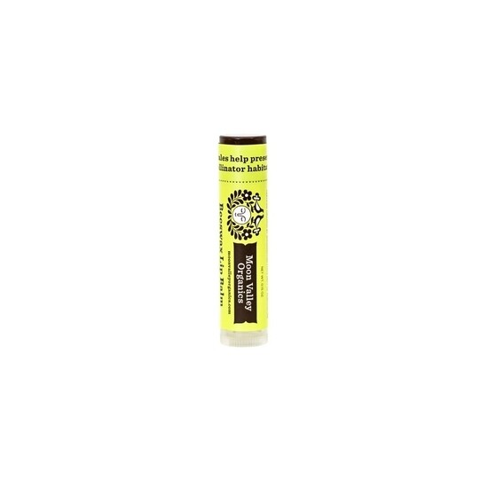 Tropical Coconut Lime Beeswax Lip Balm
