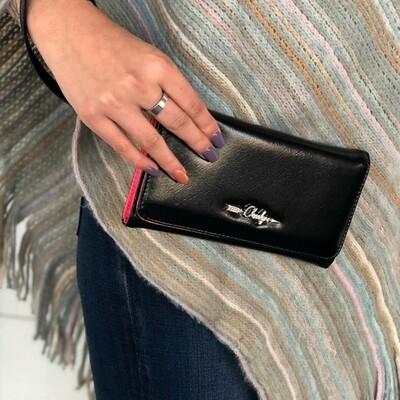 Kate Wallet in Black