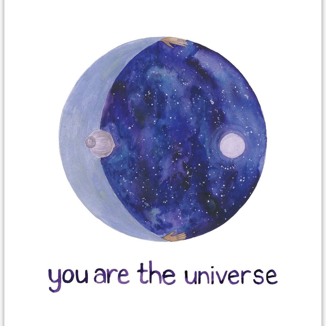 Universe Love Card