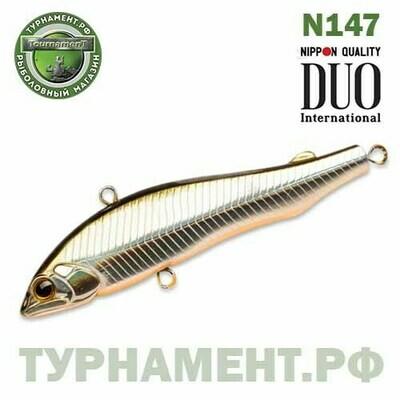 Раттлин DUO Refina  80H, 80 мм, 19.0 гр., тонущ. (DUO-REF80H-N147)