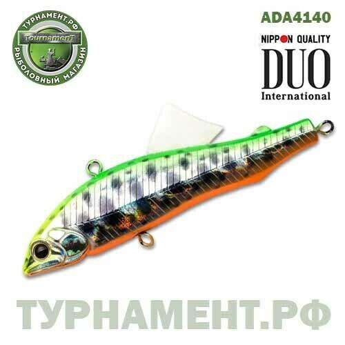 Раттлин DUO Refina  80L, 80 мм, 14.0 гр., тонущ. (DUO-REF80L-ADA4140)