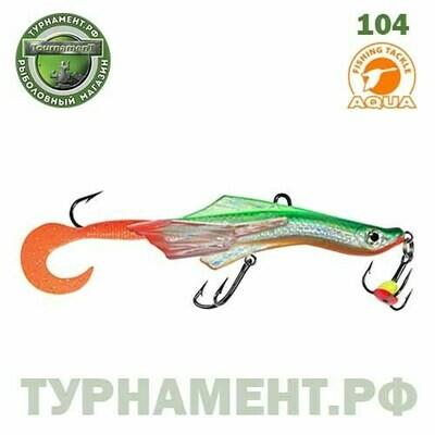 Балансир AQUA TRITON NEW 76mm цвет 104