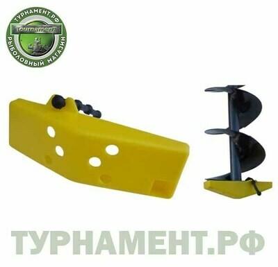 Футляр пластиковый для ножей ледобура D100