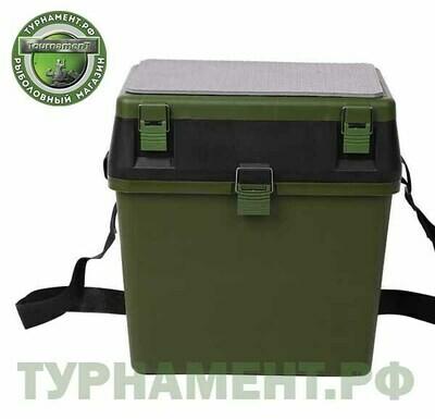 Ящик рыболовный зимний КАН-19 (малый)