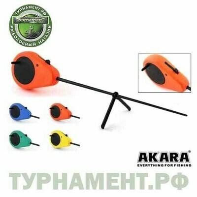 Удочка зимняя Akara SK-2T-R, цвет красный
