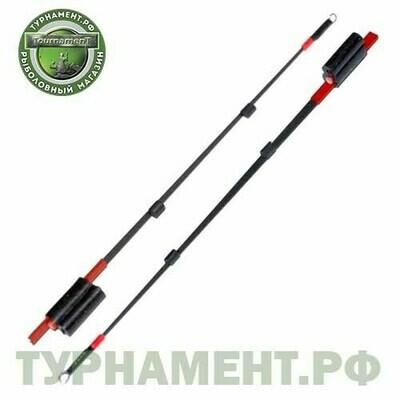 Кивок металл. на силиконе NOD S-MS108 (180 мм, жёсткость 0,20/1,20-5,00 гр.)