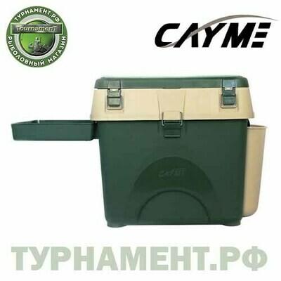 Ящик рыболовный зимний большой Cayme
