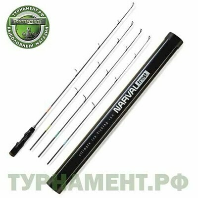 Зимнее удилище со сменным хлыстом Narval Frost Ice Rod Gen.2 77cm #ML