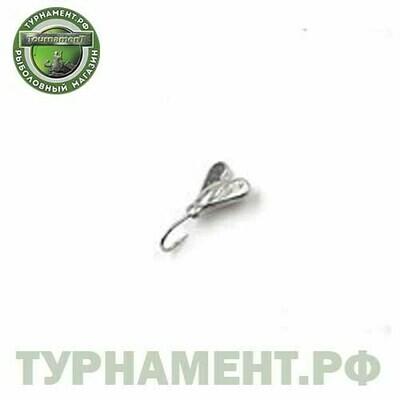 Мормышка вольф Рыбачок Муха d3 серебро