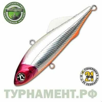 Воблер Pontoon21, Bet-A Vib, 61 Silent, 61мм, 14.5гр. (P21-BetaVIB-61SL-A17F)