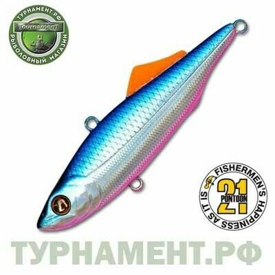 Воблер Pontoon21, Kalikana Vib, 65 Silent, 65мм, 16.5гр. (P21-KalikVIB-65SL-020F)
