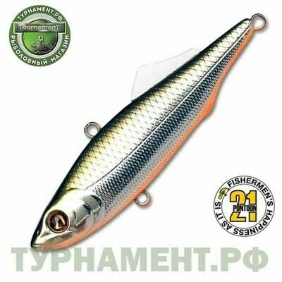 Воблер Pontoon21, Kalikana Vib, 65 Silent, 65мм, 16.5гр. (P21-KalikVIB-65SL-R60F)