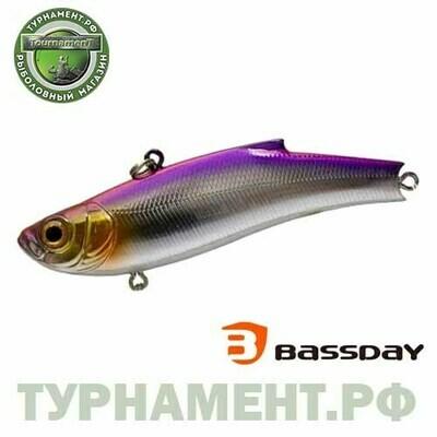 Воблер Bassday RANGE VIB 55ES M-243 (тип: ратлин, плавучесть: тонущий, длина: 5,5см., вес: 10г.)