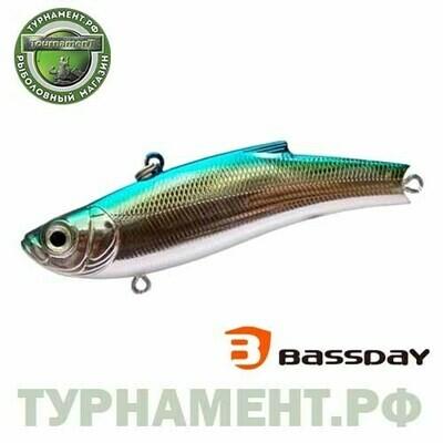 Воблер Bassday RANGE VIB 55ES M-24 (тип: ратлин, плавучесть: тонущий, длина: 5,5см., вес: 10г.)