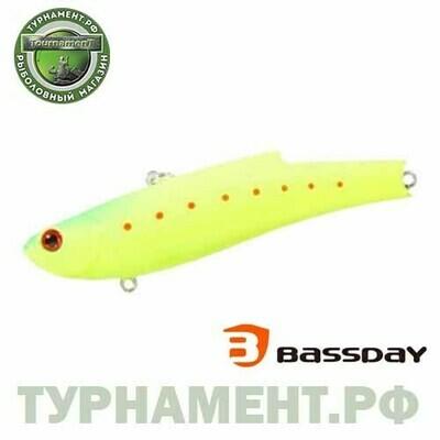 Воблер Bassday RANGE VIB 55ES P-412 (тип: ратлин, плавучесть: тонущий, длина: 5,5см., вес: 10г.)